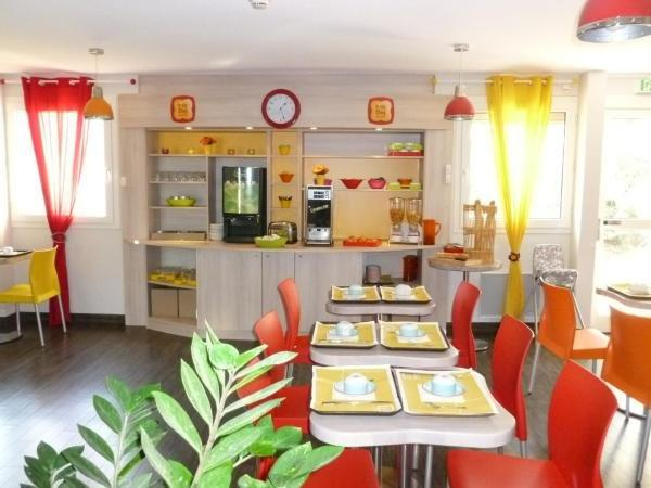 P'tit Dej-Hotel Chartres - Holiday & weekend hotel in Chartres