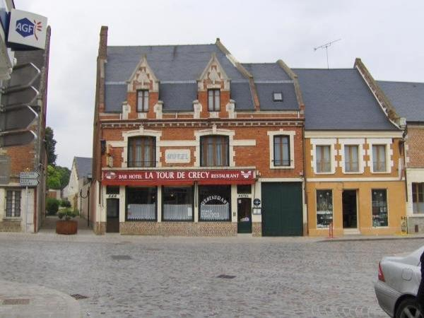 La Tour de Crecy - Holiday & weekend hotel in Crécy-sur-Serre
