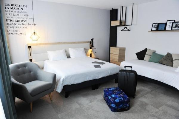 Hotel Vannes Pas Cher