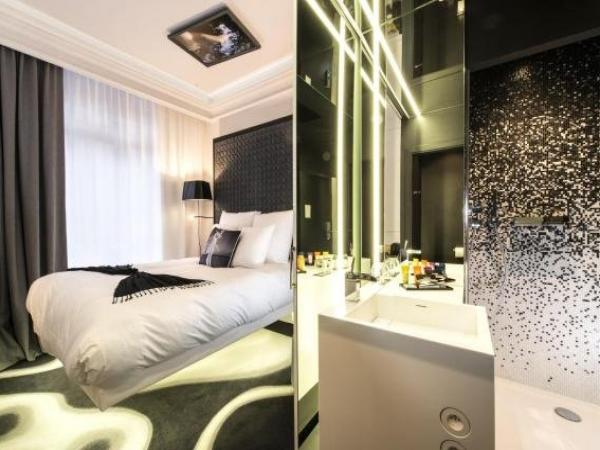 Vertigo a member of design hotels h tel dijon for Member of design hotels