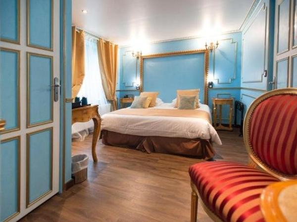 villa aultia hotel h tel ault. Black Bedroom Furniture Sets. Home Design Ideas