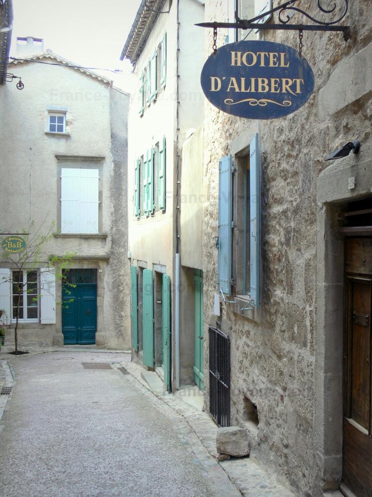 HOTEL DALIBERT in CAUNES-MINERVOIS Not listed : Grand