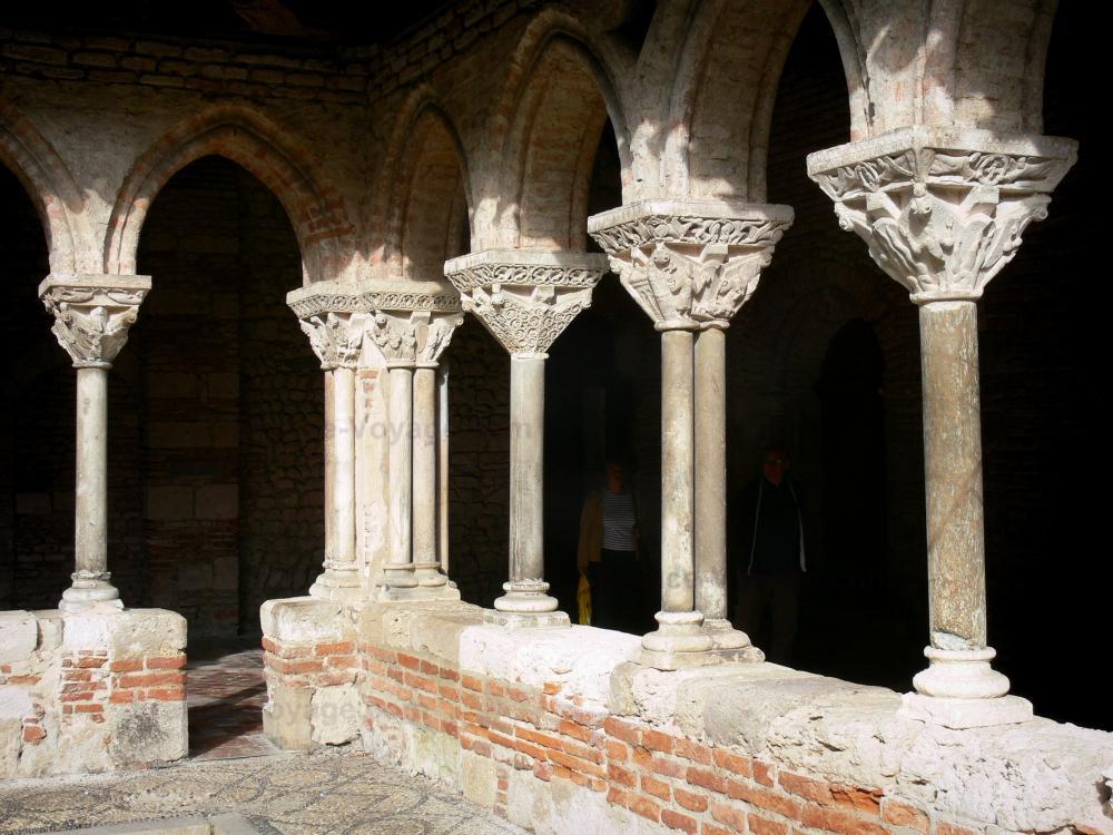 Bilder Abtei Von Moissac F Hrer Tourismus Urlaub
