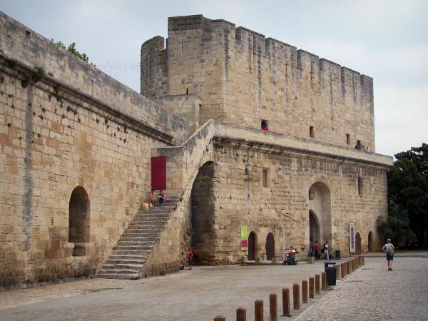 Aigues-Mortes - Tourism, holidays & weekends guide in the Gard