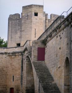 Aigues-Mortes - Fortifications of the town