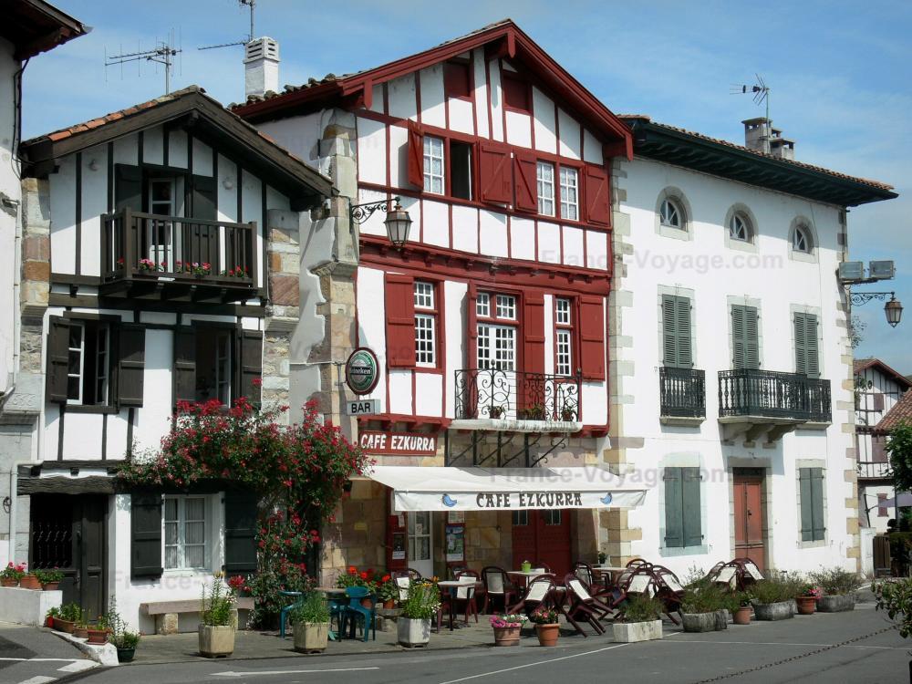 Fotos ainhoa gu a turismo y vacaciones - Casas rurales pais vasco frances ...