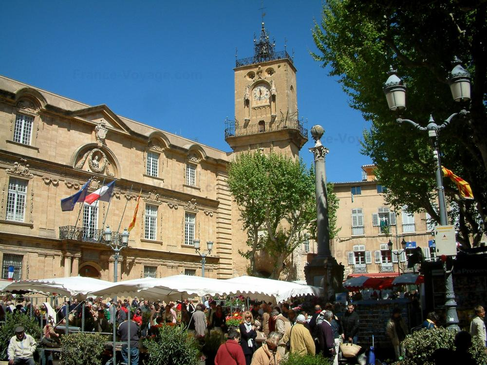 photos aix en provence tourism holiday guide