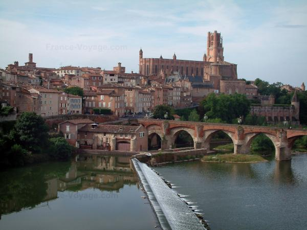 Albi - Tourism, holidays & weekends guide in the Tarn
