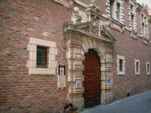 Albi - Reynès mansion (Renaissance mansion) home to the trade and industry chamber