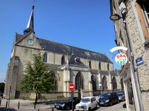 Alençon - Saint-Léonard church