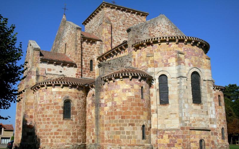 Glise de saint d sir 10 images de qualit en haute for Architecture romane definition