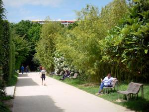 André Citroën park - Walk in the park