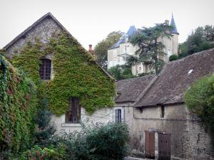 Angles-sur-l'Anglin - Houses of the village
