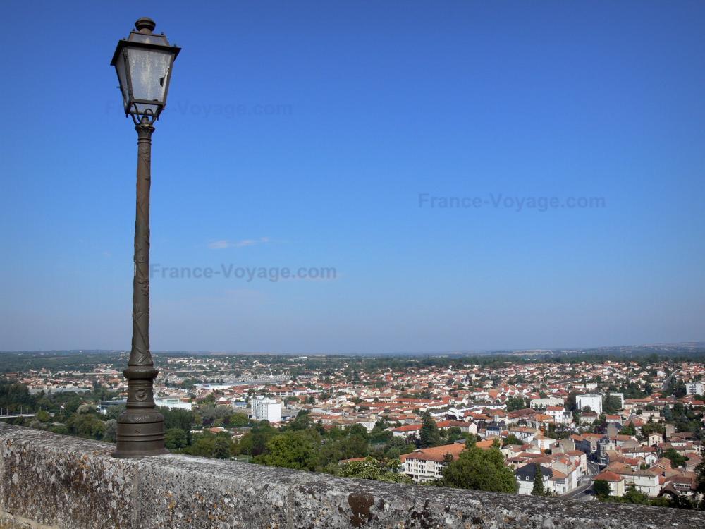 lampadaire ville