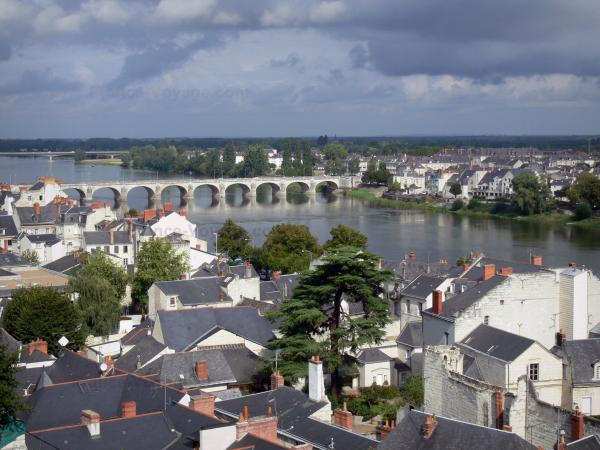 Guide of Anjou - Tourism, holidays & weekends in Anjou