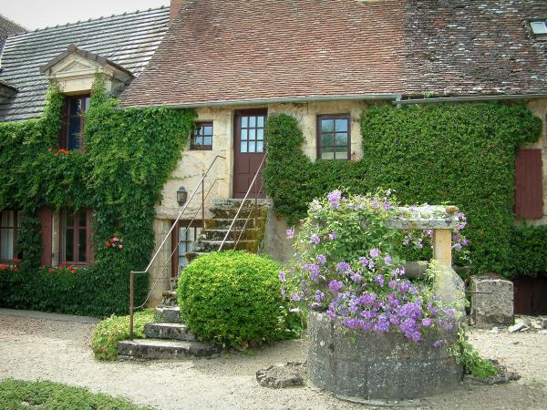 Apremont sur allier guide tourisme vacances for Apremont sur allier jardin