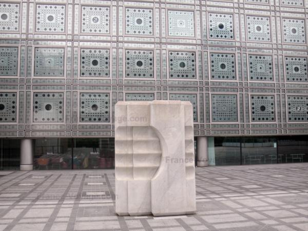 The Arab World Institute - Tourism, holidays & weekends guide in Paris