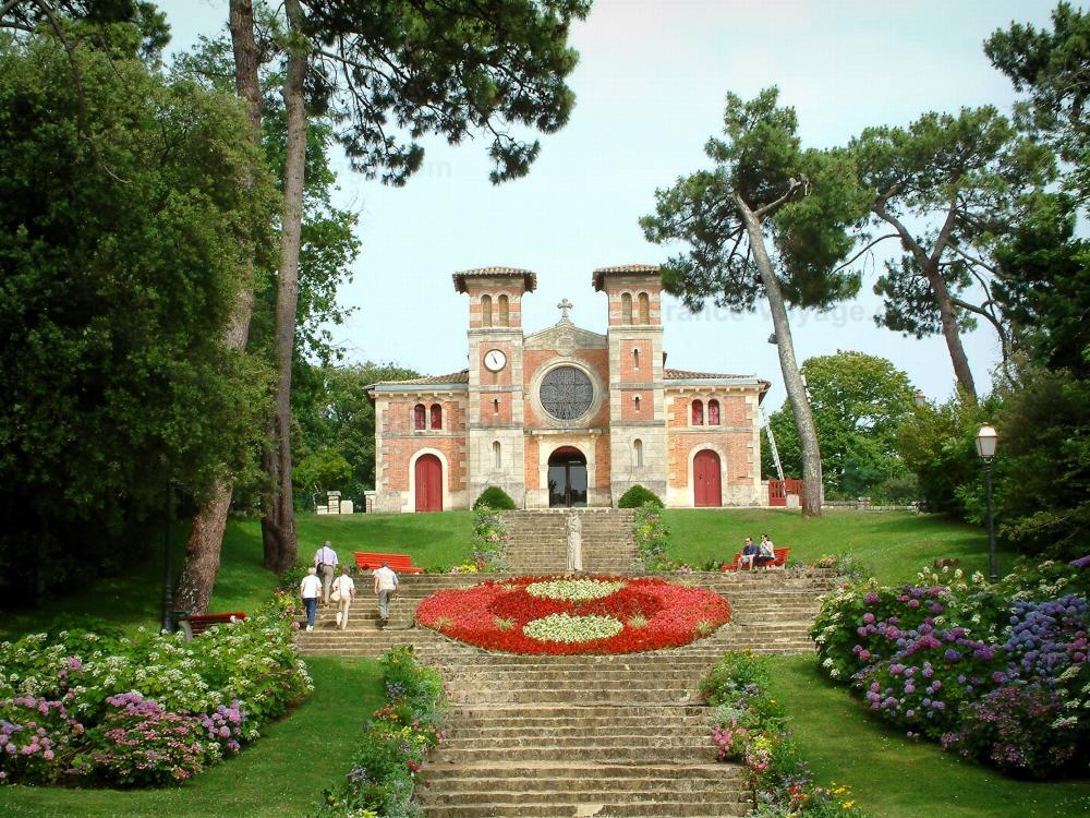 Photos arcachon guide tourisme vacances for Le jardin moulleau