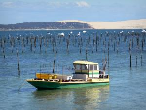 Arcachon Bay Tourism Holiday Guide