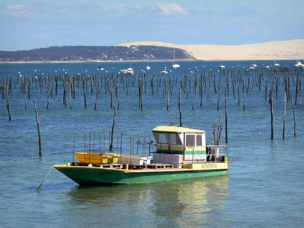 Arcachon Bay - Tourism, holidays & weekends guide in the Gironde