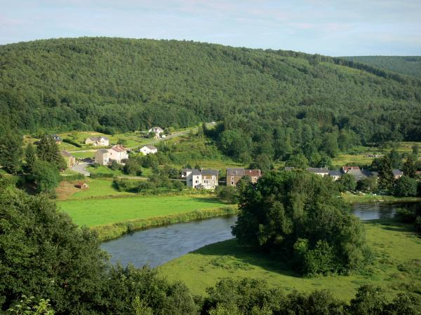 The Ardennes Regional Nature Park Tourism Amp Holiday Guide