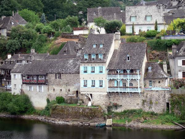 Argentat - Tourism, holidays & weekends guide in the Corrèze