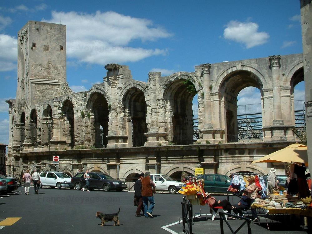Tourist Attractions In Arles France Arles tourist attractions