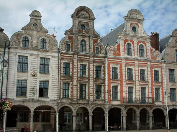 Arras - Tourism, holidays & weekends guide in the Pas-de-Calais