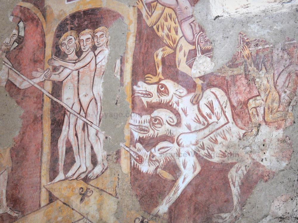 Photos asni res sur v gre guide tourisme vacances for Peintures murales