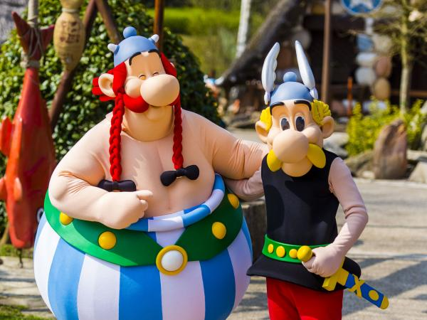 The Astérix amusement park - Tourism, holidays & weekends guide in the Oise