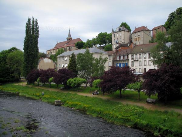 Aubusson - Guide tourisme, vacances & week-end en Creuse
