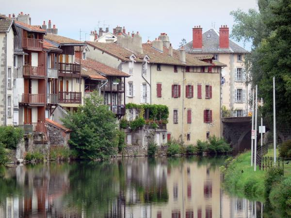 Aurillac - Tourism, holidays & weekends guide in the Cantal