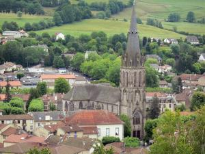 Aurillac - Tourism & Holiday Guide