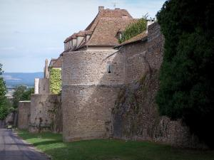 Autun - Ramparts