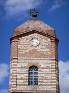 Auvillar - Clock Tower