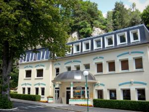 Bagnoles-de-l'Orne - Spa town: Thermes (thermal baths): Cerny space