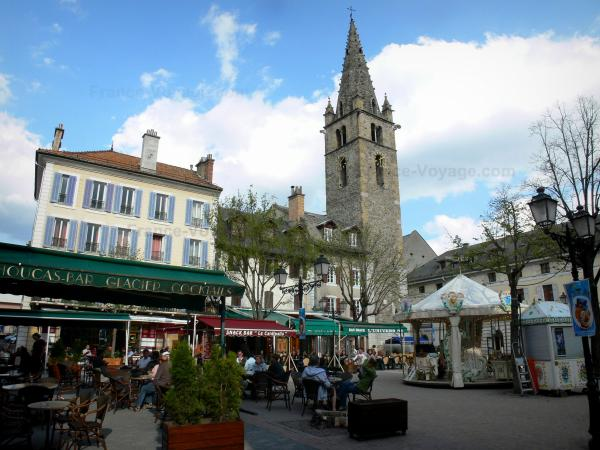 Barcelonnette - Tourism, holidays & weekends guide in the Alpes-de-Haute-Provence