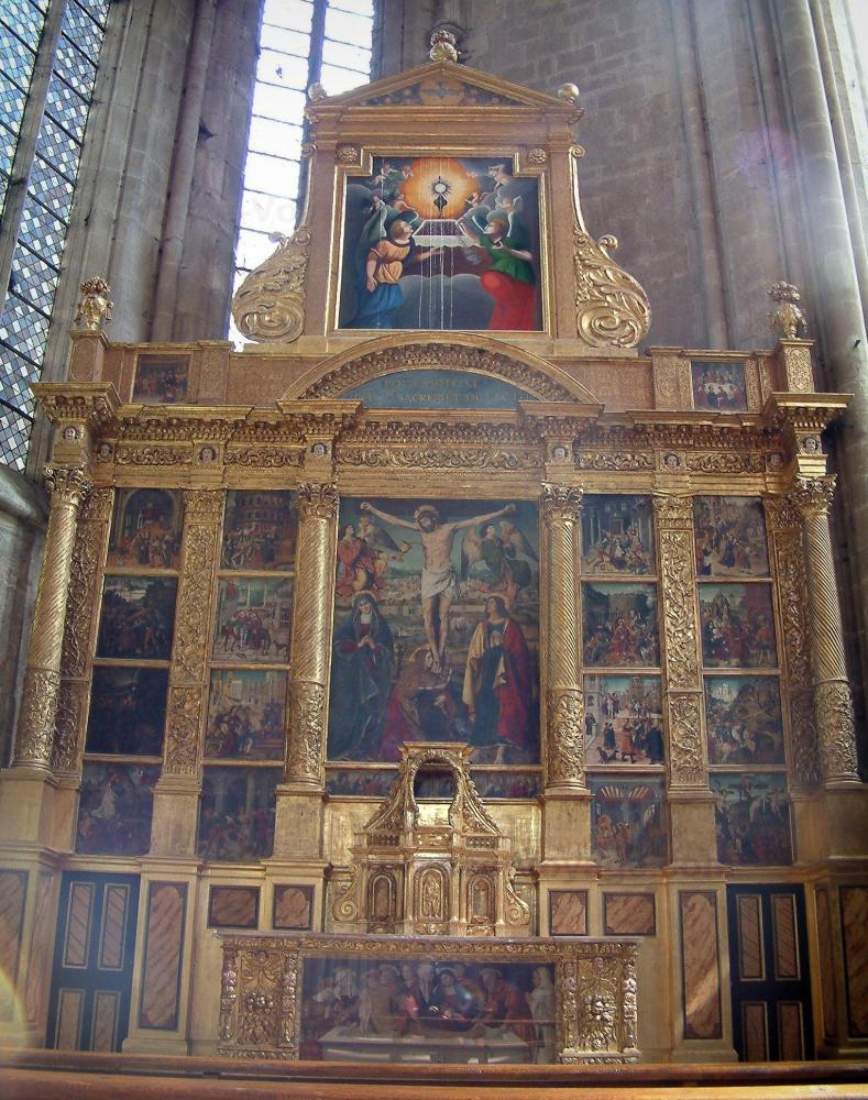 Foto la basilica di saint maximin la sainte baume for Garage auto saint maximin la sainte baume