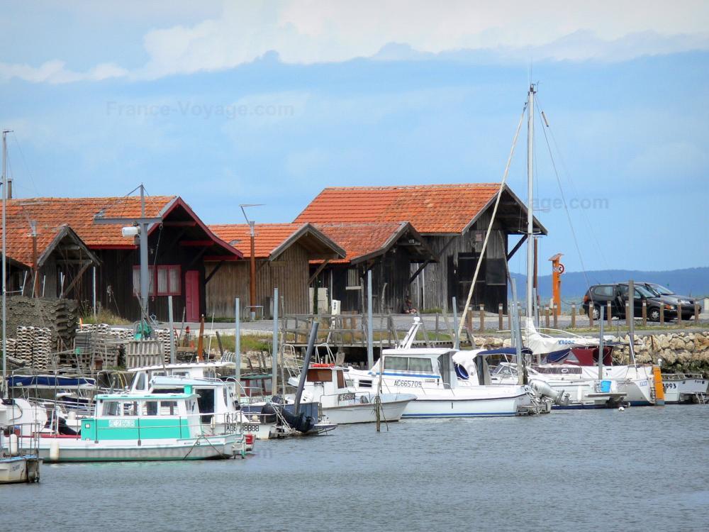 Photos bassin d 39 arcachon 34 images de qualit en haute - Restaurant arcachon port de plaisance ...