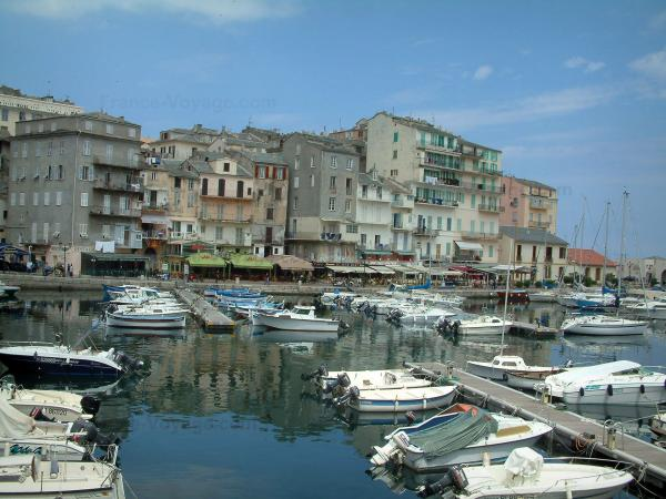 Bastia - Tourism, holidays & weekends guide in the Upper Corsica
