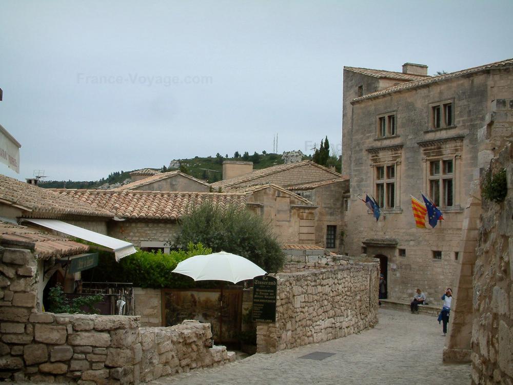 Photos les baux de provence guide tourisme vacances - Office de tourisme des baux de provence ...