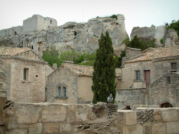 Les Baux-de-Provence - Tourism, holidays & weekends guide in the Bouches-du-Rhône