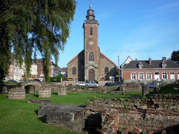Bavay - Tourism, holidays & weekends guide in the Nord