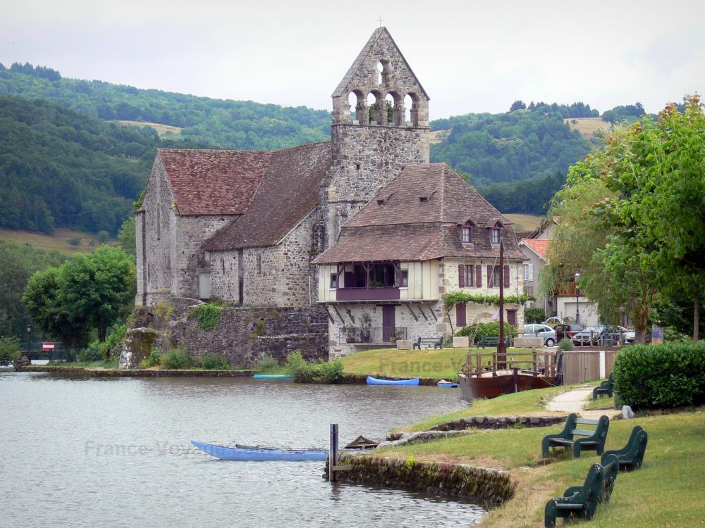 Photos beaulieu sur dordogne tourism holiday guide - Office de tourisme de dordogne ...