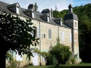 Beaulieu-en-Rouergue abbey - Former Cistercian abbey (contemporary art center): abbey building