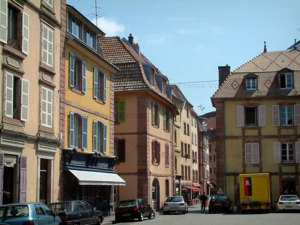 Photos belfort guide tourisme vacances for Piscine belfort