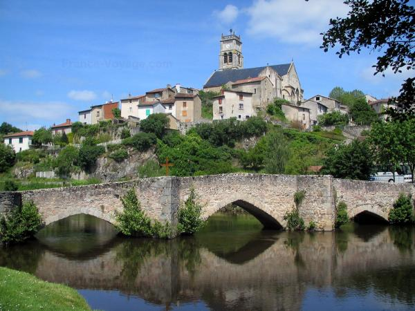 Bellac - Tourism, holidays & weekends guide in the Haute-Vienne
