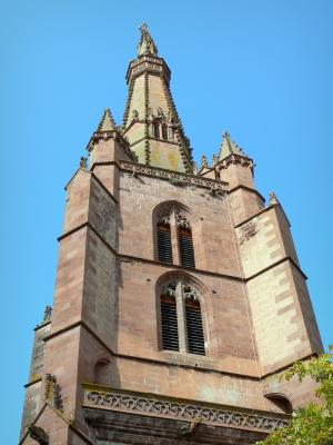 Belmont-sur-Rance collegiate church
