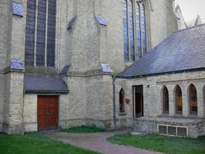 Bergues - Église Saint-Martin