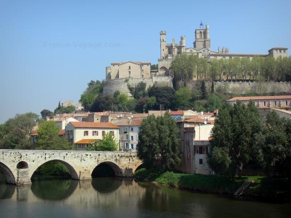 Béziers - Tourism, holidays & weekends guide in the Hérault